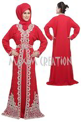 Wedding Gown - Party Wear Niqah Dress