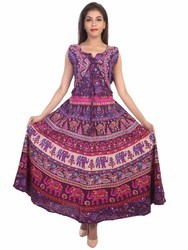 Jaipuri Womens Dress