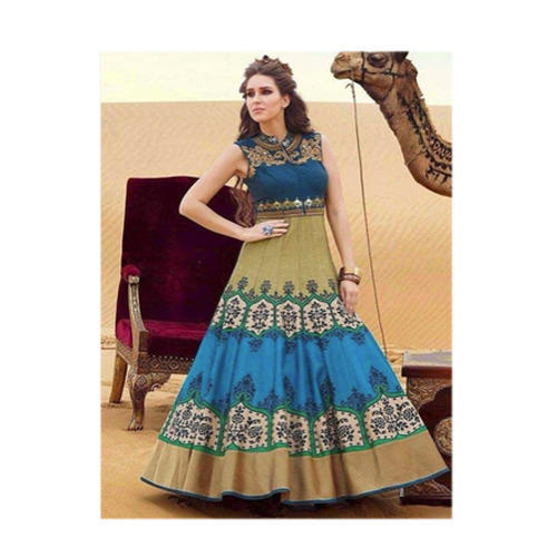 Ladies Gown - Ladies Modern Gown Manufacturer from Surat 3c05d69b4