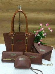 Ladies Dry Leather Hand Bag