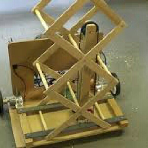 Build Your Own Hydraulic Lift : Diy scissor lift do it your self