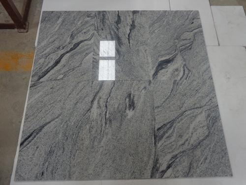 Viscount White Shade Granite Tile at Rs 115 square feets