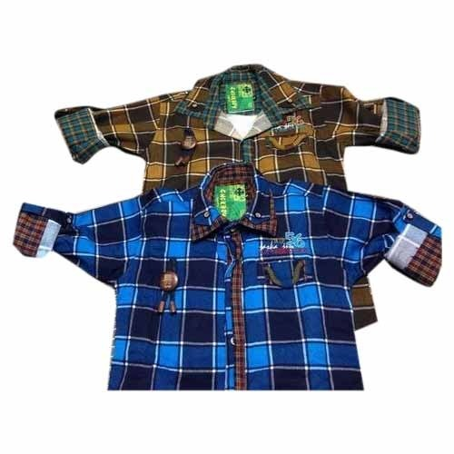 f243d8abfc7 Kids Boys Designer Shirts at Rs 500  piece(s)