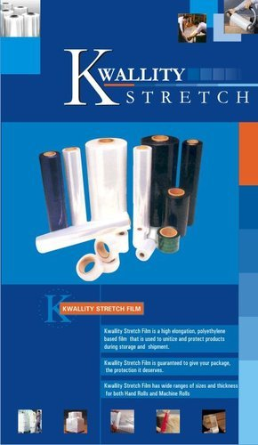 Manufacturer Of Stretch Film Amp Plastic Bottle By Kwallity