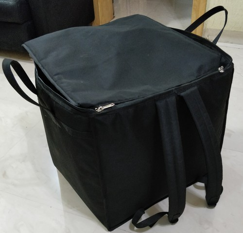 Food Delivery Bag With Hot N Cold Pack