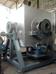 Rotary Retort Carburizing Furnace