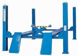 4.5 Ton Four Post Lift