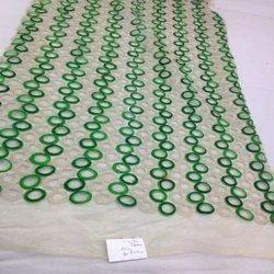 Net Woolen Work Fabrics