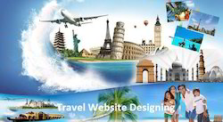 Basic Business Site Travel Website Designing