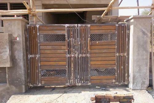 Ms Iron Main Gate