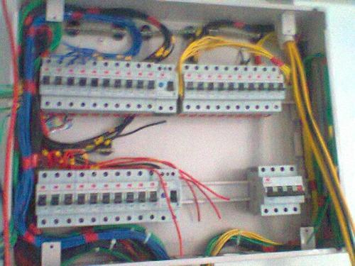 electrical wiring service provider at rs 25 square feet rohit rh indiamart com