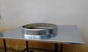 Airier Roof Ventilator Metal Plain Base Plate
