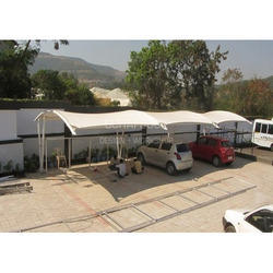 Customized Car Parking Tensile Structure