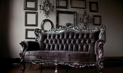 Product Image Gothic Living Room Sofa