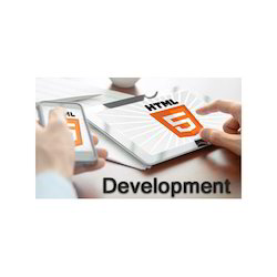 15 - 25 Days English HTML Website Designing Service, Pune