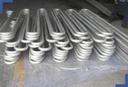 Stainless Steel 347 / 347H Seamless U Tubes