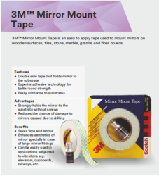 3m Mirror Mount Tape