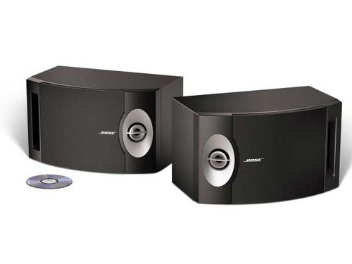 Front Channel Speakers From Bose