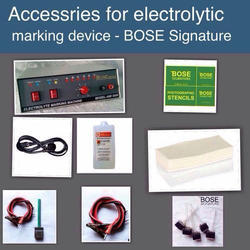 BOSE Signature Electrolytic Marking Accessories - Marking Device