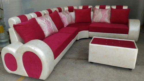 Cushion Back Sofa Set Rs 29500