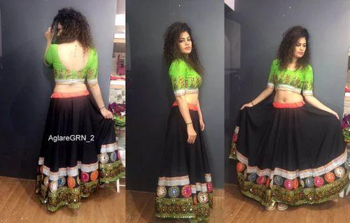 ff55f56191c781 Tribal Gypsy Rabari Kutch Skirt, जिप्सी स्कर्ट - Nupur ...