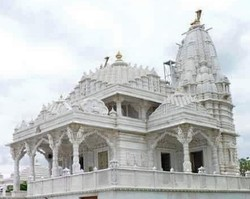 Jain Marble Mandir Construction Work