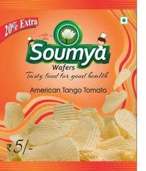 Soumya American Tango Tomato Chips