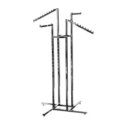 MS Four Way Garment Display Stand