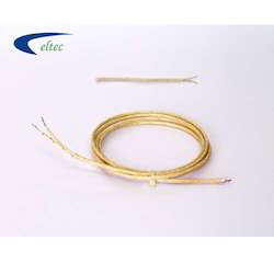 Fiber Glass Insulation Non Armoured Fiberglass Thermocouple Cable