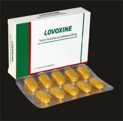 Lovoxine (Levofloxacin 500mg) Tablets