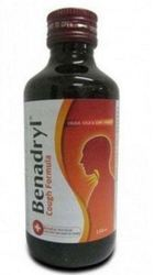 Benadryl C Formula Syrup
