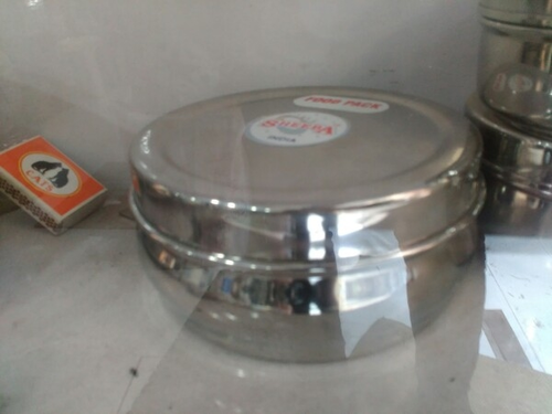 7f7c57f8a22 Stainless Steel Lunch Box   Idli Cooker Wholesale Supplier from Chennai