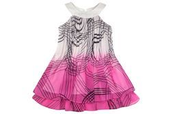 Hunny Bunny Baby Girl's A- Line Dress