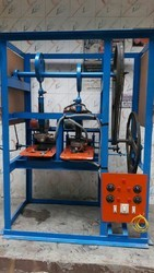 Fully Automatic Disposals Paper Plate Machine