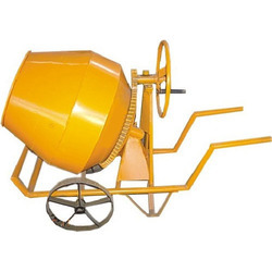 Manual Concrete Mixer