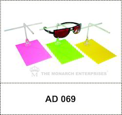 Multi-Color Rectangular Eyeglass Sunglasses Display Stand Rack