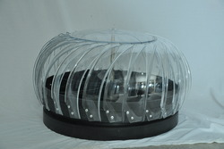 Polycarbonate Turbo Air Ventilator