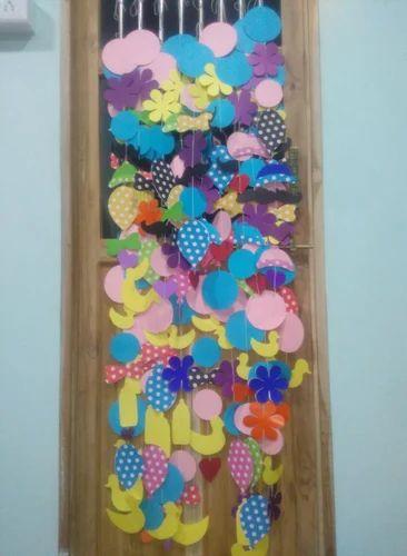Harivrund Paper Craft & Art Feet Wall Hanging Decorative Item, Rs 30 ...