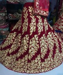 44 Maroon And Blue And Many More Available Bridal Wear
