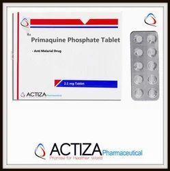 Primacip Primaquine Tablets, 1x10, Packaging Type: Strip