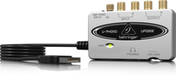 U-PHONO UFO202- Audio Interface