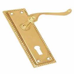 Brass Door Lock