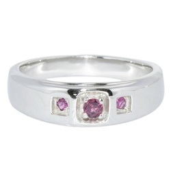 SHRI035 Tourmaline Silver Ring