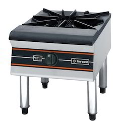 Stock Pot Gas Range