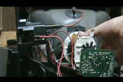 CRT Color TV Repairing Service