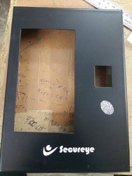 Attendance Finger Print Machine Body Printing