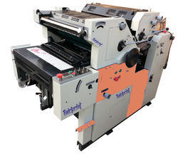 2 Color Non Woven Satellite Offset Printing Machine