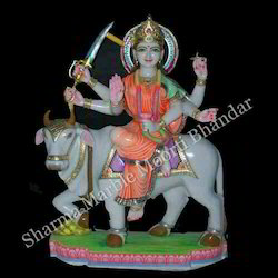 Lord Umiya Maa Marble Statue