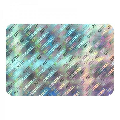 Silver Hologram Sticker At Rs 2 50 15mmx15mm Sheet