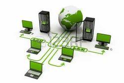 Computer Server Network Setup